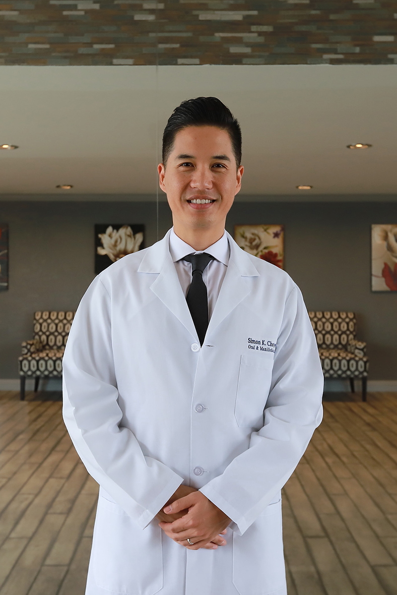 Dr. Simon Choyee at Simon K. Choyee, DDS, Inc.